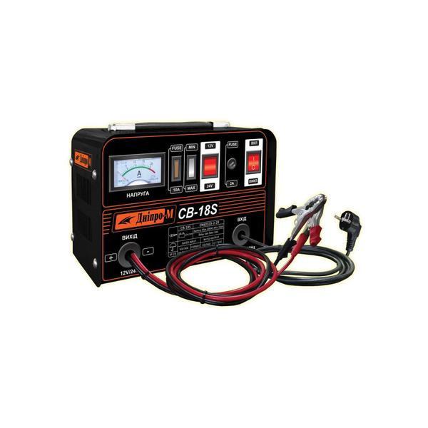 Зарядное устройство Днiпро-М CB-18S