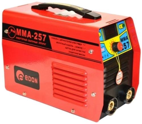 Сварочный инвертор EDON MINI-250 чем