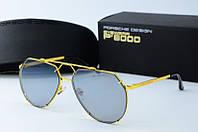 Солнцезащитные очки Porsche Design серые