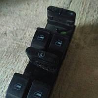 Блок управления стеклоподъёмниками шкода , фольксваген 1J4 959 857 A