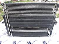 Касета радиаторов с вентилятором в сборе Porsche cayenne 955 4.5s
