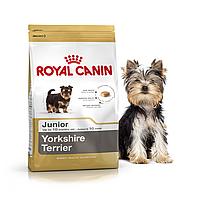 Royal Canin Yorkshire Junior 7,5кг -корм для щенков породы йоркширский терьер