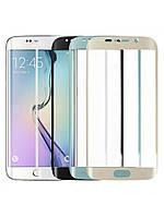 Защитное стекло 0.3 mm с изогнутыми краями для Samsung Galaxy S7 Edge белый , фото 1