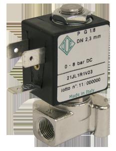 Электромагнитный клапан нержавеющий ODE (Italy), купить