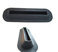 Опора сидения для надувной ПВХ лодки черная