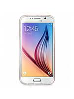 Чехол Melkco Dual Layer Pro для Samsung Galaxy S6 золотой металлик (защитное стекло в комплекте), фото 1