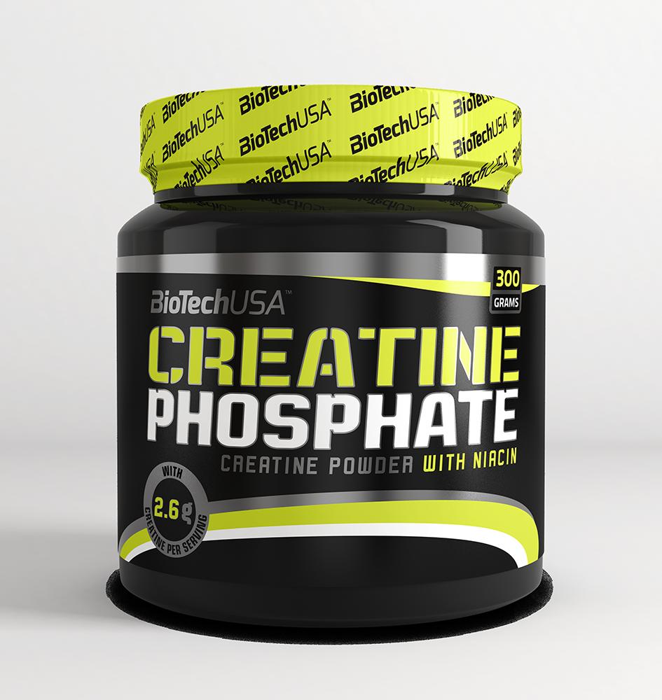 Креатин BioTech Creatine Phosphate 300 g