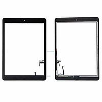 Тачскрин (сенсор, экран) Apple iPad Air / iPad Air 5 черный полный комплект