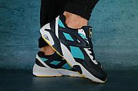 Мужские кроссовки Puma Trinomic Синий\Белый 10229 р. 41 42 43 44 45