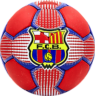 Футбольный мяч BARCELONA size 5 {772}