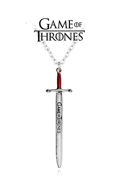 Кулон меч Игра престолов Game of Thrones