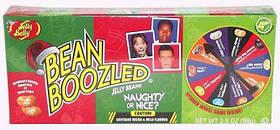 Bean Boozled новогодняя рулетка Naughty or Nice Spinner рождественская