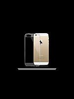 Ультратонкий силиконовый чехол 0,3 мм для Iphone 5/5S high