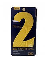 Защитное стекло Remax 2pcs для Iphone 6/6S