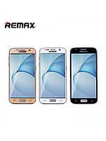 Защитное стекло Remax Top series 3D Curved tempered для Samsung Galaxy S7 золотой