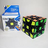 Головоломка Gear Cube Black (кубик-рубика на шестернях)
