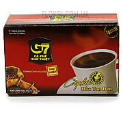 Растворимый черный кофе G7 30гр. Вьетнам