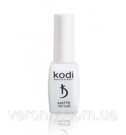 Матовый топ Kodi «Velour»,8 мл