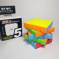 Кубик Рубика 5х5 QiYi QiZheng S Color (кубик-рубика)