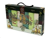 Набор полотенец для кухни Nilteks Olive 45*65см 6шт