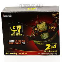 Растворимый кофе 2 в1 G7 240гр. Вьетнам