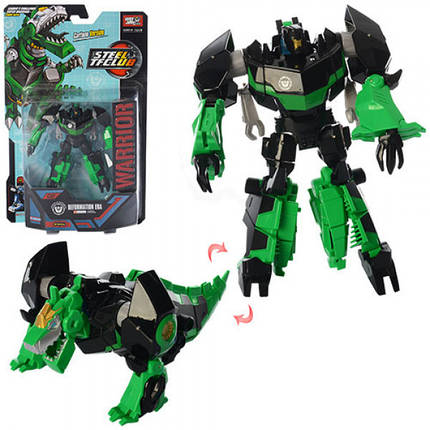 Трансформер Робот-динозавр Грімлок J8017B Transformers Grimlock, фото 2