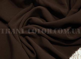 Тканина штапель шоколад