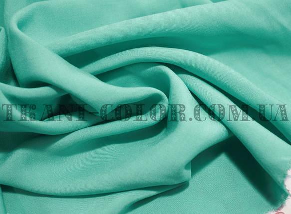 Ткань штапель мята, фото 2
