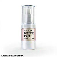 "Кремовый Botox Pro Cream LASH SECRET от ""Vivienne"", 15 мл"