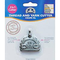 Винтажный медальон для обрезки ниток 6120/3 DMC (Франция)