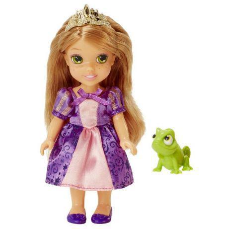 Кукла Petite Princess Rapunzel with Pascal Мини кукла Дисней