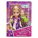 Кукла Petite Princess Rapunzel with Pascal Мини кукла Дисней , фото 2