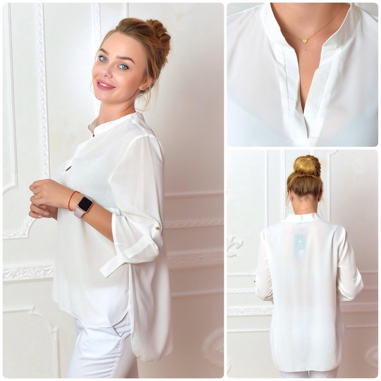Блузка женская, модель 749, молочный
