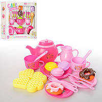 Продукты NF288K-28-29 сладости, чайник, чашка, тарелка, столовые приборы, кувшин, 2вида