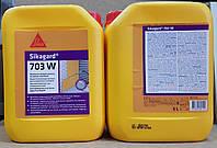 Покрытие защитное для фасадов Sikagard-703 W /бесцветный, 5л