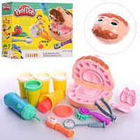 Игровой набор Пластилин MK 1525 Мистер Зубастик Play-Doh(аналог) HN