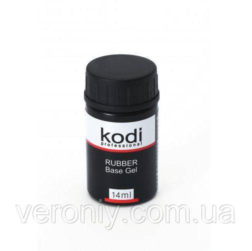 Каучуковое базовое покрытие для гель лака Kodi, 14 мл