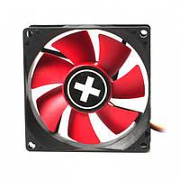 Вентилятор Xilence XPF80.R (XF037), Кулер для корпуса 80мм