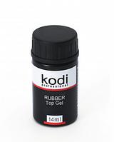 Каучуковое верхнее покрытие для гель лака Kodi 14мл