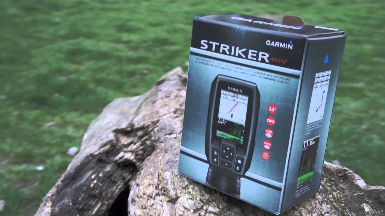 Эхолот Garmin Striker 4cv, Worldwide