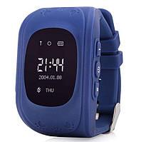Детские умные часы smart baby watch синие