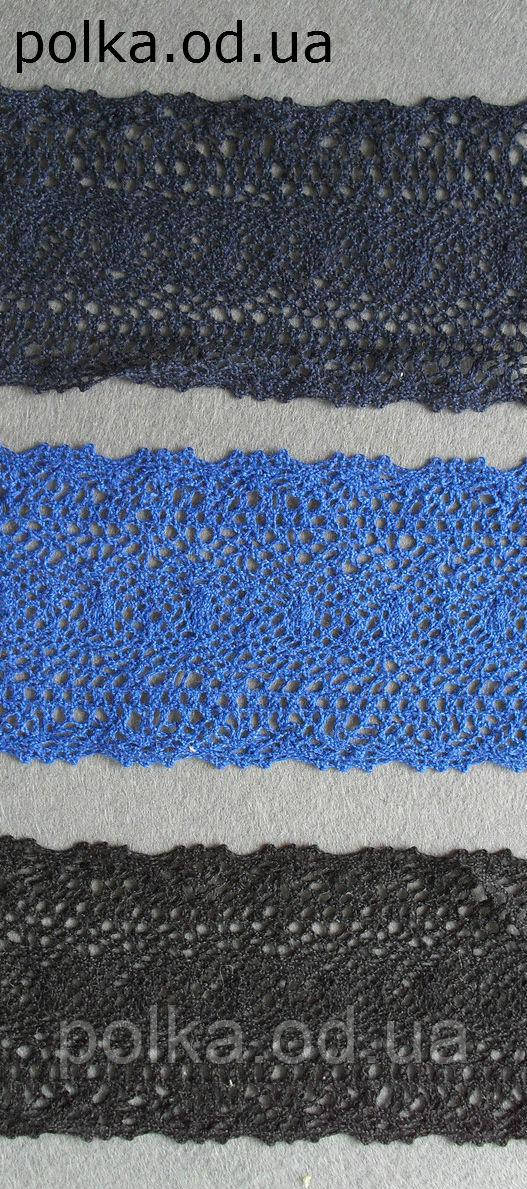 Вязаное кружево - 18