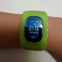 Детские умные часы smart baby watch салатовые