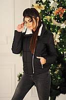 Стильная женская куртка  С М L +большие размеры