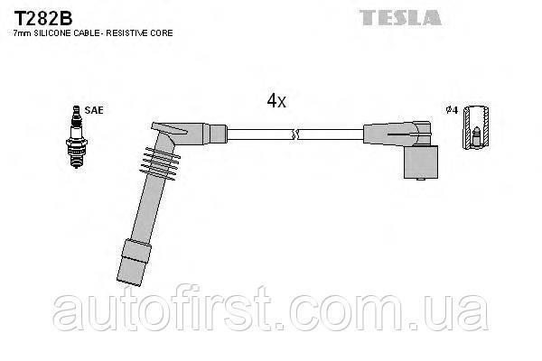 Высоковольтные провода Tesla T282B