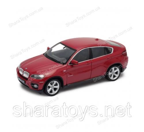 """Модель машины """"BMW X6"""" из металла"""