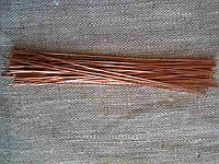 Комплект медной проволоки / Комплект медной проволоки для крепления амулетов, 40 шт 11 см