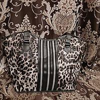 Сумка женская леопардовая