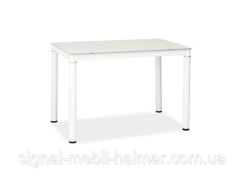 Стол Galant белый 100x60