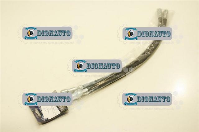 Шланг тормозной 3302,2705 передний нового образца к-т ДЗТА ГАЗ-2217 (Соболь) (3302-3506025)